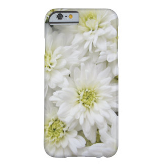 Pretty Mums Soft Yellow Autumn Floral Mum Bouquet Barely There iPhone 6 Case