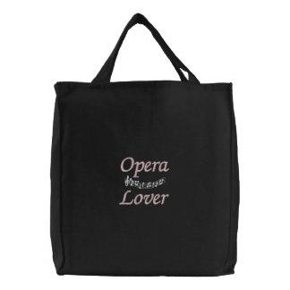 Pretty Opera Lover Tote Bag