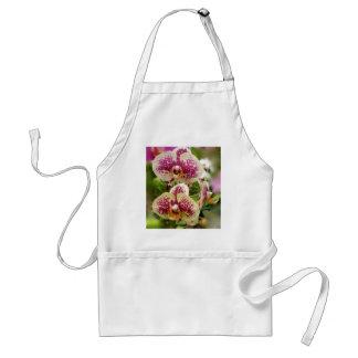 Pretty Orchids Standard Apron