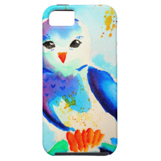 Pretty Owl Tough iPhone 5 Case