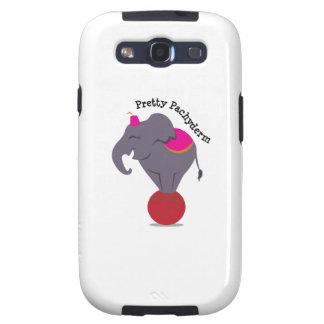 Pretty Pachyderm Samsung Galaxy SIII Cover