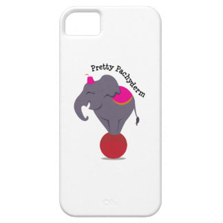 Pretty Pachyderm Case For The iPhone 5