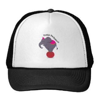 Pretty Pachyderm Trucker Hat