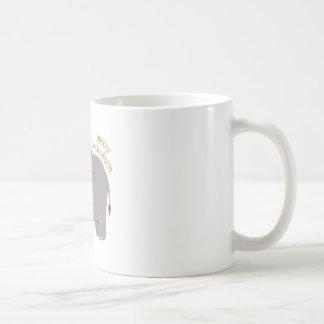 Pretty Pachyderm Coffee Mug