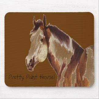 Pretty Paint Horse ~ Mousepad