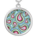 Pretty Paisley Necklace