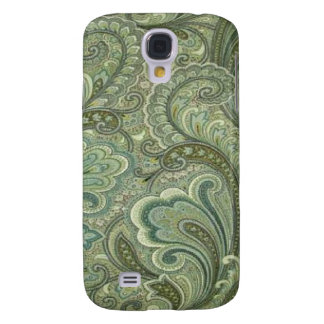 Pretty Paisley Sage Speck Case iPhone 3G/3GS Galaxy S4 Covers
