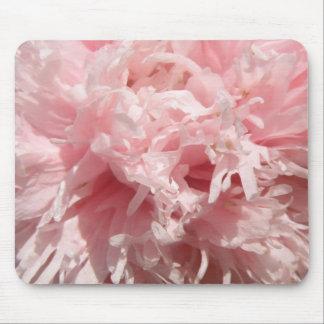 Pretty Pale Pink Poppy Mousepad