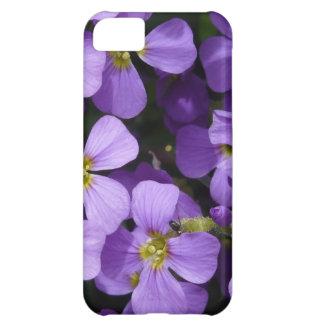 Pretty Pale Purple Flowers iPhone 5C Case