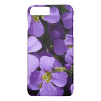 Pretty Pale Purple Flowers iPhone 7 Plus Case