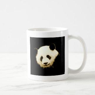 Pretty Panda Basic White Mug