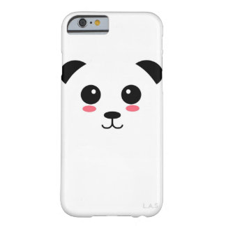 Pretty Panda iPhone 6/6s BT Barely There iPhone 6 Case