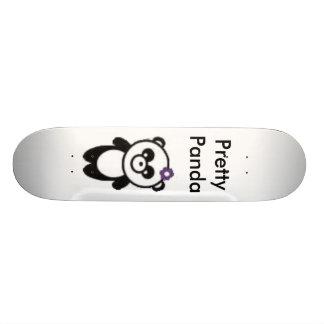 Pretty Panda Skate Board Decks