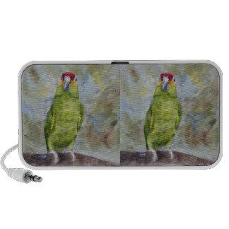 Pretty Parrot II speaker
