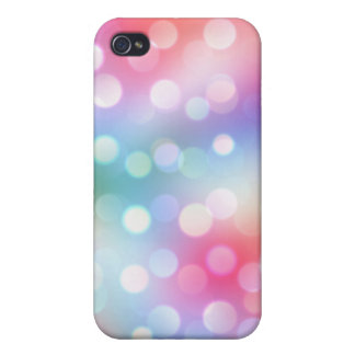 Pretty Party Lights iPhone 4 Case