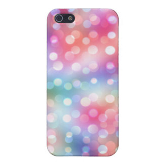 Pretty Party Lights iPhone 5 Case