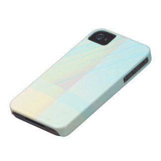 Pretty Pastels - Pale Colored Abstract iPhone 4 Case-Mate Case