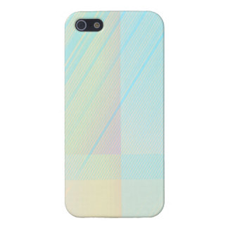 Pretty Pastels - Pale Colored Abstract iPhone 5/5S Case