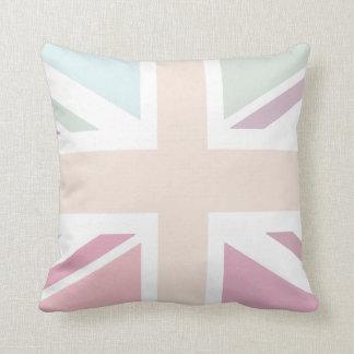 Pretty Pastels Union Flag Cushion