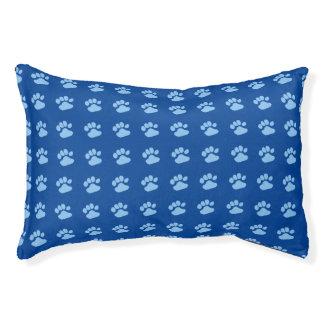 Pretty Pawprint Pattern Pet Bed