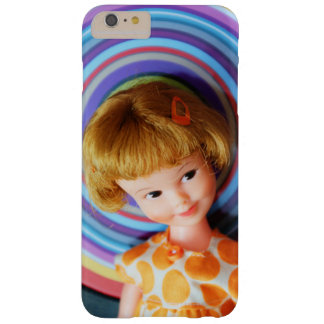 Pretty Penny Brite with circles Barely There iPhone 6 Plus Case