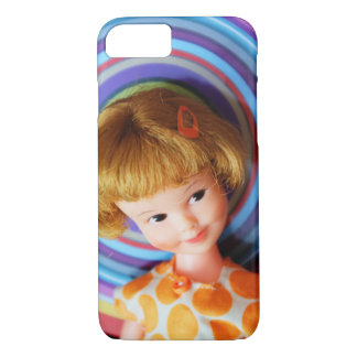 Pretty Penny Brite with circles iPhone 7 Case
