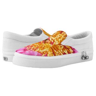 Pretty Peony Z slipons Slip On Shoes