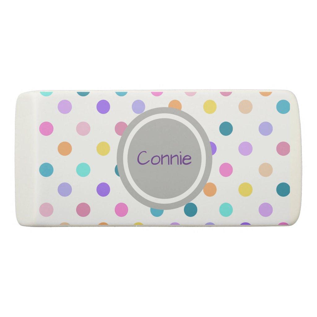 Personalised Eraser