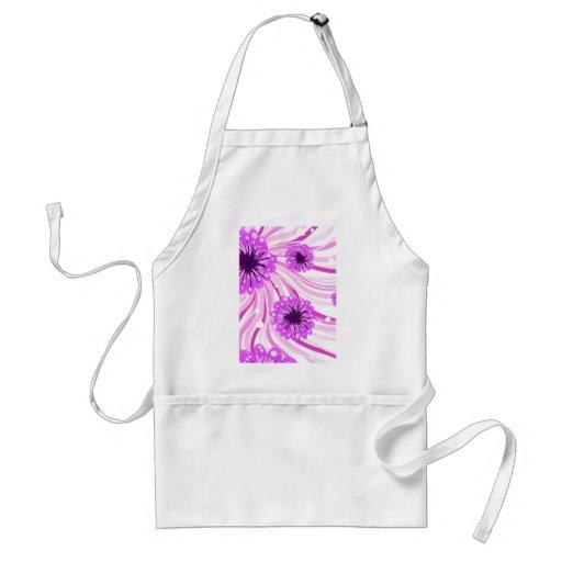 Pretty petals apron