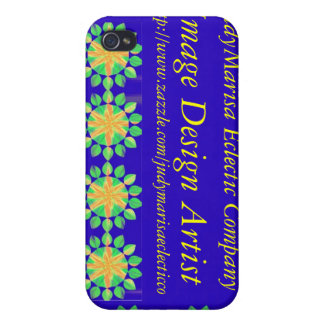 Pretty Petals Cover For iPhone 4