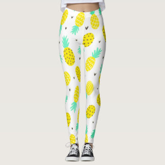 Pretty Pineapple Leggings