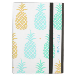Pretty Pineapples iPad Air Case