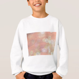Pretty Pink Abstract Glitter Sweatshirt