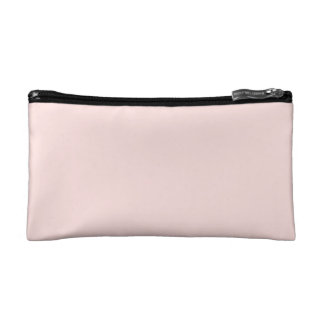 Pretty Pink Blush Cosmetic Bags