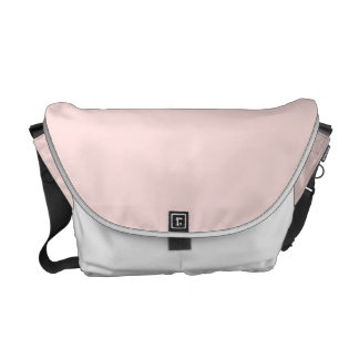 Pretty Pink Blush Courier Bags