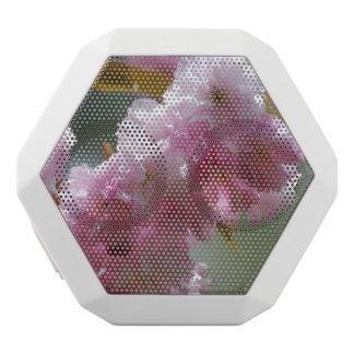 Pretty Pink Cherry Blossoms White Boombot Rex Bluetooth Speaker