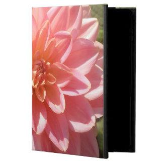 Pretty Pink Dahlia Flower in Summer Powis iPad Air 2 Case