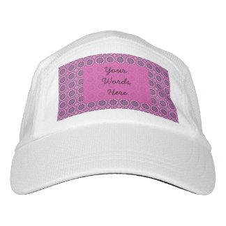 Pretty Pink Floral Pattern Hat