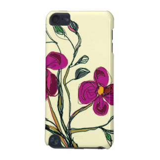 Pretty Pink>Flower Ipod Hard Case iPod Touch 5G Case