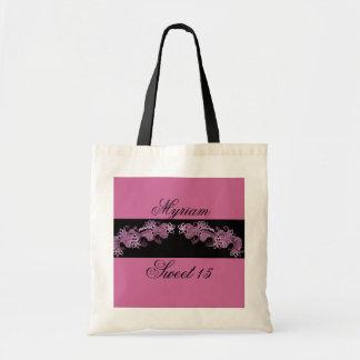 pretty pink mehndi Bag