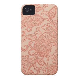 Pretty Pink Paisley Blackberry Bold Case