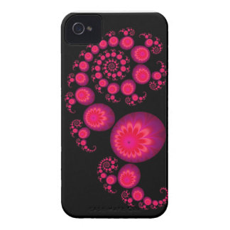 Pretty Pink Paisley iPhone 4 Case