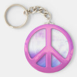 Pretty Pink Peace Sign
