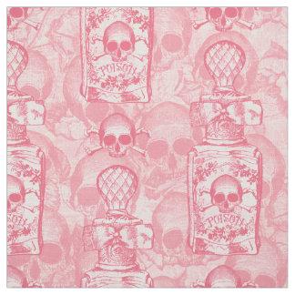 Pretty Pink Poison Bottle