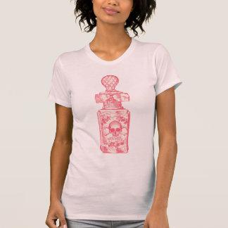 Pretty Pink Poison Bottle Shirts