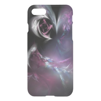 Pretty Pink Rose Fractal iPhone 8/7 Case