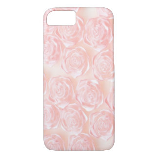 Pretty Pink Roses Iphone 7 Case