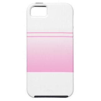 Pretty Pink. Simple Elegant Design. iPhone 5 Case