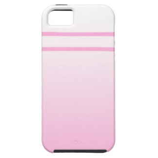 Pretty Pink. Simple Elegant Design. iPhone 5 Cover
