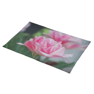 Pretty Pink Tulips Place Mats